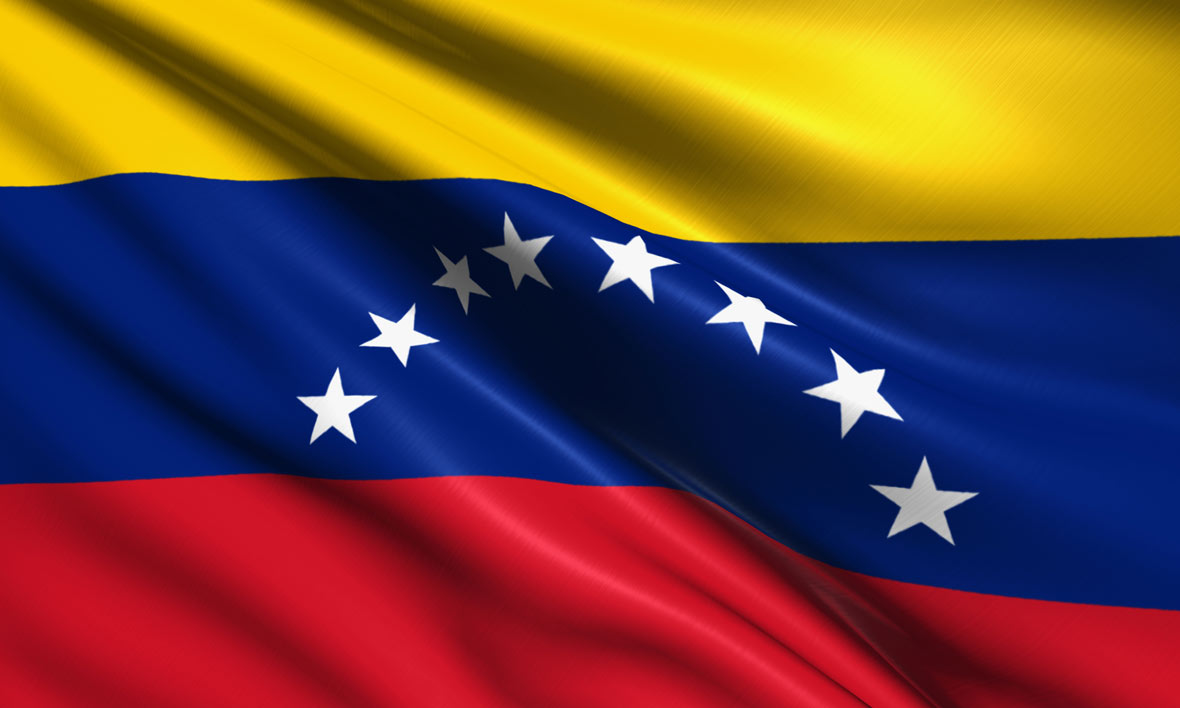 Venezuela Flag - Presidental Cryptocurrency Order- Venezuela Petro