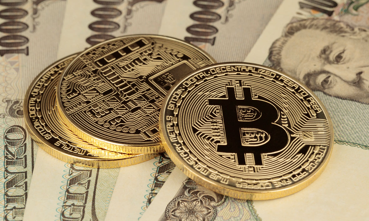 Gold Coins - Japan - Bitcoin - Regulation Benefits