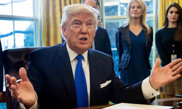 Blue Tie - Trump - Task Force - Crypto Fraud
