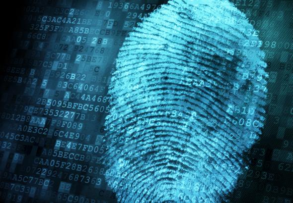 Fingerprint - Financial Investigations - Research - Law Enforcement