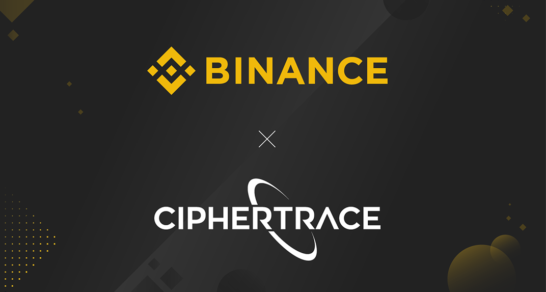 Binance - CipherTrace - Partnership - Compliance Culture